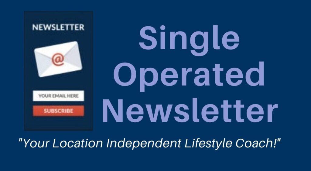 SingleOperatedNewsletter