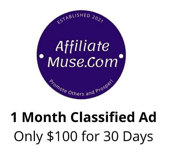 30 Day Classified Ad