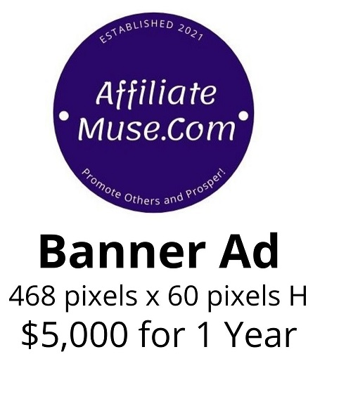 Banner or Business Card Ad - 1 Year